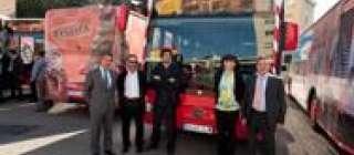 c526e71063 EMT de Tarragona presenta sus 10 nuevos autobuses Citaro