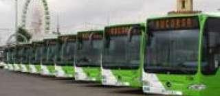 7c3ce9866c Aucorsa presenta sus 10 nuevos autobuses Citaro O 530 de Mercedes-Benz