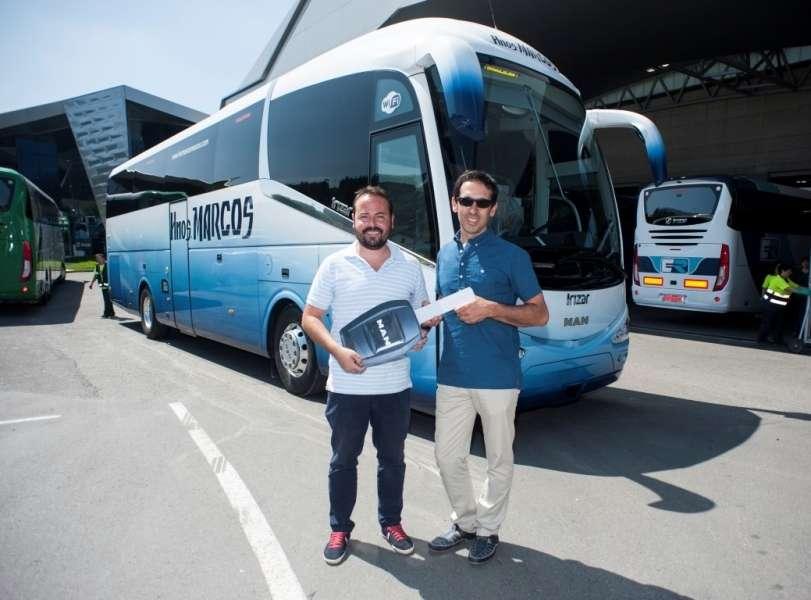 Hnos Marcos recibe un MAN 19.440 Euro 6 Efficient Line