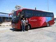 Autocares Carretero amplia flota con Irisbus Iveco