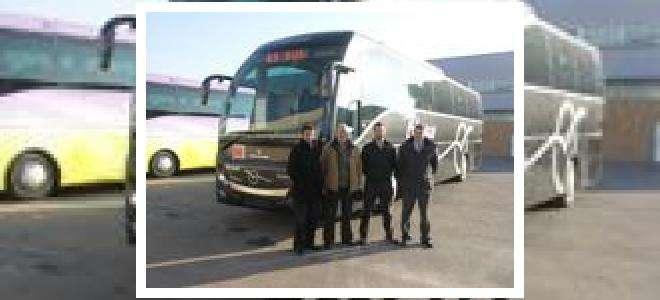 Autocares Blasco adquiere un autocar Tata Hispano